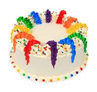 party cake cake gallery baskin robbins
