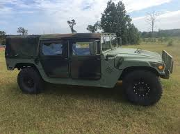 buy no reserve street legal m998 humvee am general military
