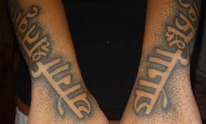 30 holy sanskrit tattoos creativefan