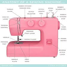 Anatomy Of A Foot Anatomy Of A Sewing Machine Torie Jayne