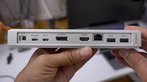 review caldigit usb c dock u2013 an okay solution for macbook pro