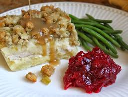 genius potato turkey and layered leftovers better than