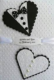 wedding card to groom handmade wedding card pinteres