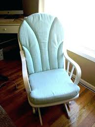 Rocking Chair Ottoman Nursery Rocking Chair Or Glider For Baby Nursery Glider Recliner Chair