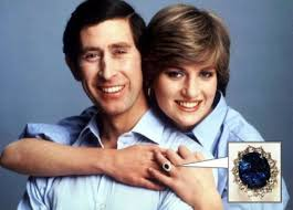 diana wedding ring a glimpse into princess diana and prince charles wedding
