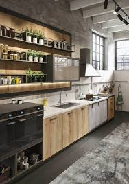 kitchen industrial kitchen design ideas with wood kitchen