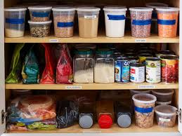 how to store food in a cupboard 8 diy canned food storage ideas how to organize canned goods