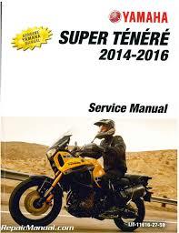2014 2016 yamaha xtz1200e super tenere motorcycle service manual