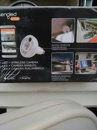 sengled camera light bulb wireless camera l e d 60w lightbulb sengled snap electronics