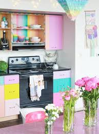 colorful kitchens ideas 25 best rainbow kitchen ideas on cutlery dinner