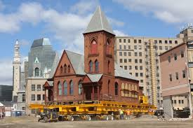 road trip how historic homes are moved curbed