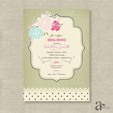 Vintage Bridal Shower Vintage Bridal Shower Invitations Bridal Shower Invitations