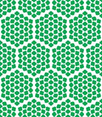 halloween background patterns scout trefoil honeycomb background pattern scout depot