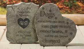 memorial stepping stones pet memorials pet memory stones
