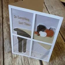 3d thanksgiving card 3d card with knk zing card with acetate