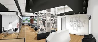 bureau de designer designer intérieur de bureau moodesign bureau brand u media