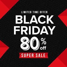 best blurry black friday deals black friday background design vector free download