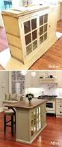 easy diy kitchen island breathingdeeply
