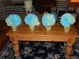 baby shower center pieces magnadoodled