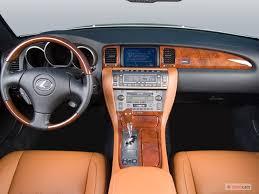 lexus es convertible image 2006 lexus sc 430 2 door convertible dashboard size 640 x