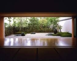 zen spaces seeking imperfections is the zen approach to a perfect garden world