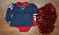 Houston Texans Cheerleader Halloween Costume Houston Texans Baby Clothes Ebay