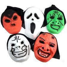 halloween prosthetic mask 100 foam halloween mask amazon com creepyparty deluxe