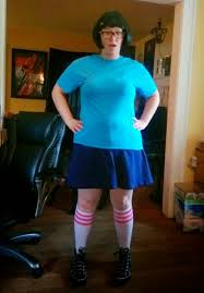 Tina Halloween Costume U0027m Basically Tina Belcher Halloween