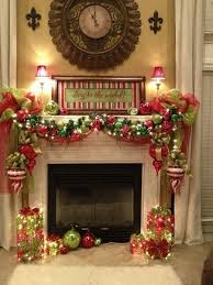 indoor christmas decorations diy christmas decoration projects for fireplaces diy christmas
