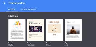 templates for google docs sheets forms u0026 slides u2013 brewster