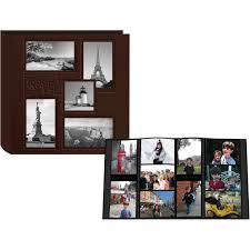 travel photo album 4x6 pioneer photo albums 5col240 collage frame embossed 5col240tr