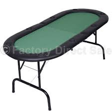 Octagon Poker Table Plans Folding Poker Table Ebay