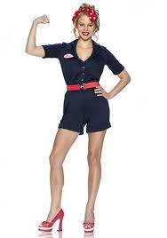 Rosie Riveter Halloween Costume 50 U0027s Pin Costume Google Søgning Dress