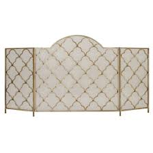 ideas u0026 tips sturdy metal fireplace screens for fireplace cover idea