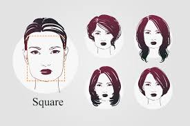 hair cuts based on face shape women 9 face shapes and best hairstyles for each