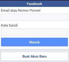 kesulitan membuat akun facebook daftar facebook cara membuat akun facebook baru hanya dalam waktu