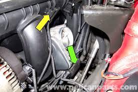 bmw e90 intake manifold replacement e91 e92 e93 pelican