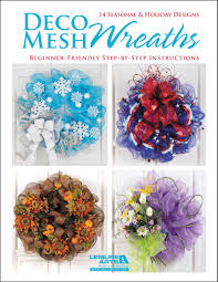 deco mesh wreaths joann