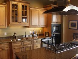kitchen w tile backsplash u0026 stovetop island reliable quality
