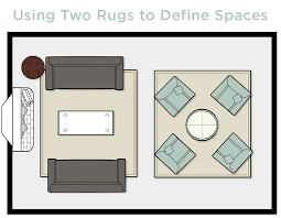 How To Choose The Right Size Rug How To Decorate - Family room size