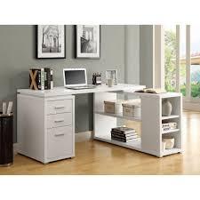 Home Corner Desks White Corner Desks For Home Artenzo