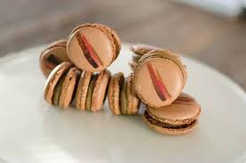 the macaron diaries part 1 italian meringue coffee and