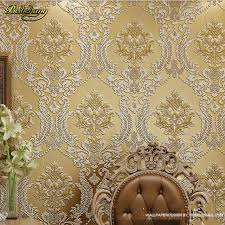 damask home decor beibehang luxury classic wall paper home decor background wall