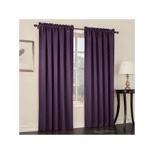 Purple Room Darkening Curtains Sun Zero Gramercy Room Darkening Window Curtain Pink Room