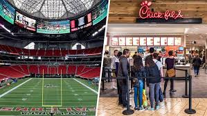 fil a fan experience fil a mercedes benz stadium atlanta closed today com