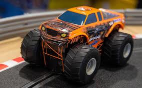 monster truck racing uk scalextric c3779 team monster truck u0027growler u0027