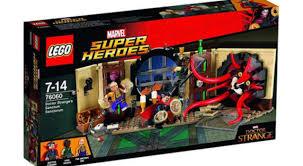 first marvel u0027s doctor strange lego set revealed