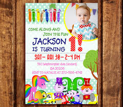 baby first tv birthday party invitations baby first tv braxton u0027s