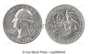 1776 to 1976 quarter dollar stock photo of quarter dollar 1776 1976 united states money