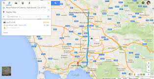 Google Maps Traffic Google Maps Caserta Palace